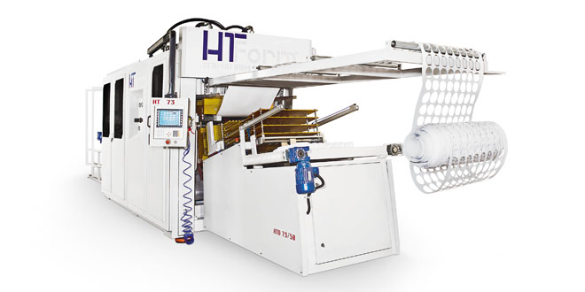 HT 73 Termoform Makinesi