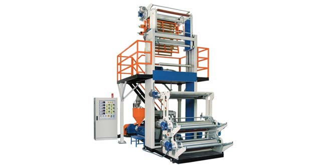 AP-60/1050 D HDPE - LDPE Film Makinesi