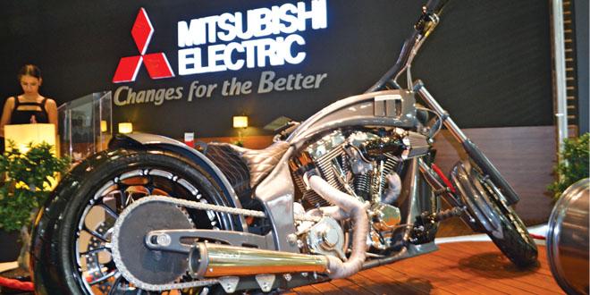 Mitsubishi ElectricTurkey Fuarın Her Yerindeydi!