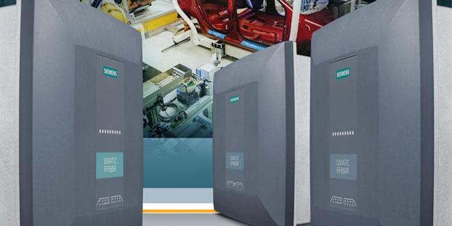 Siemens'ten Yeni Nesil Okuma/Yazma Cihazları