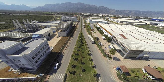 Sanayi Yatırımları Antalya'ya