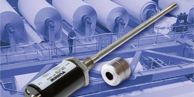 Hidrolik Silindirler İçin Lineer Pozisyon Sensörleri