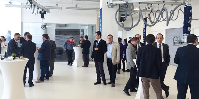Schmalz Vakum Türkiye Artık Yeni Genel Merkezi'nde