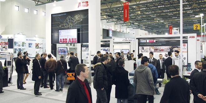 WIN Eurasia Automation 2015 Yeni Nesil Fabrikalar İçin Entegre Çözümleri Bir Araya Getirdi