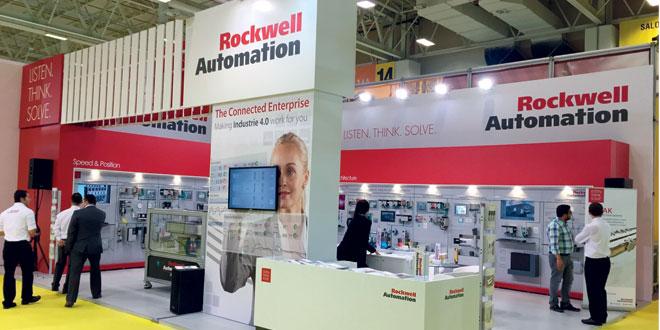Rockwell Automation ''Avrasya Ambalaj Fuarı''nda Yerini Aldı