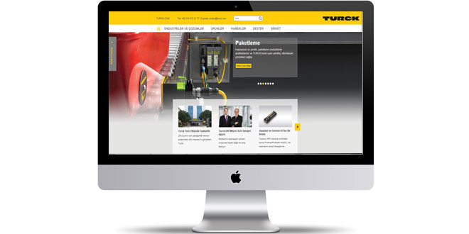 Turck'tan Tüm Ürünleri için Türkçe Teknik Doküman