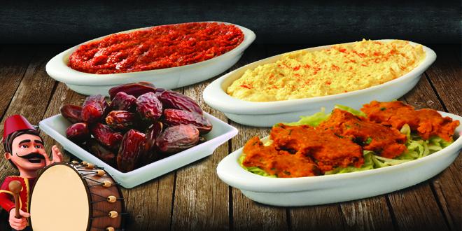 Meal Box'tan İftariyelik ve Ramazana Özel Menüler