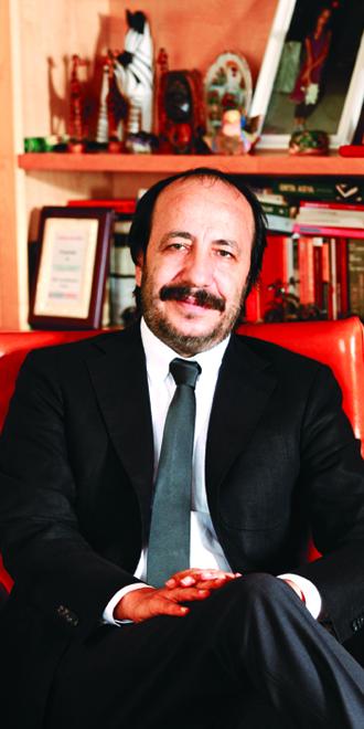 Makine Tanıtım Grubu Başkanı Adnan Dalgakıran: