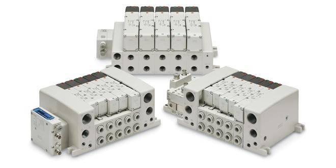 SMC Enerji Tasarruflu VQC Bobinli Valflerini Tanıtıyor