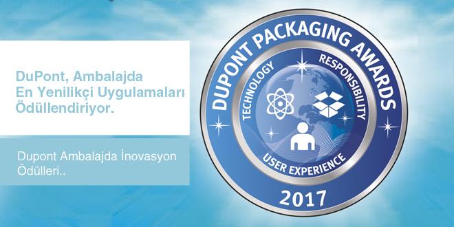 Dupont, Ambalajda En Yenilikçi Uygulamaları Ödüllendiriyor!