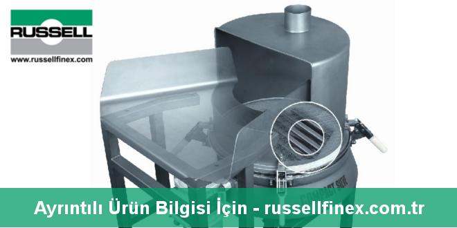 Russell Finex'ten Titreşimli Kontrol Eleği