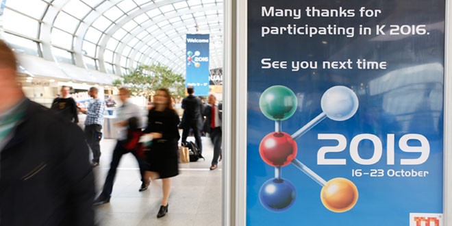 K 2019 Düsseldorf – İnovasyonun itici gücünü oluşturan yeni teknolojiler